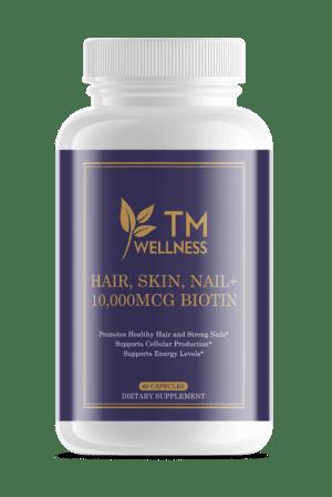 Biotin Pure (Hair Skin and Nail Growth)