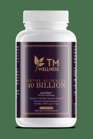 Detox Slimming 40 Billion