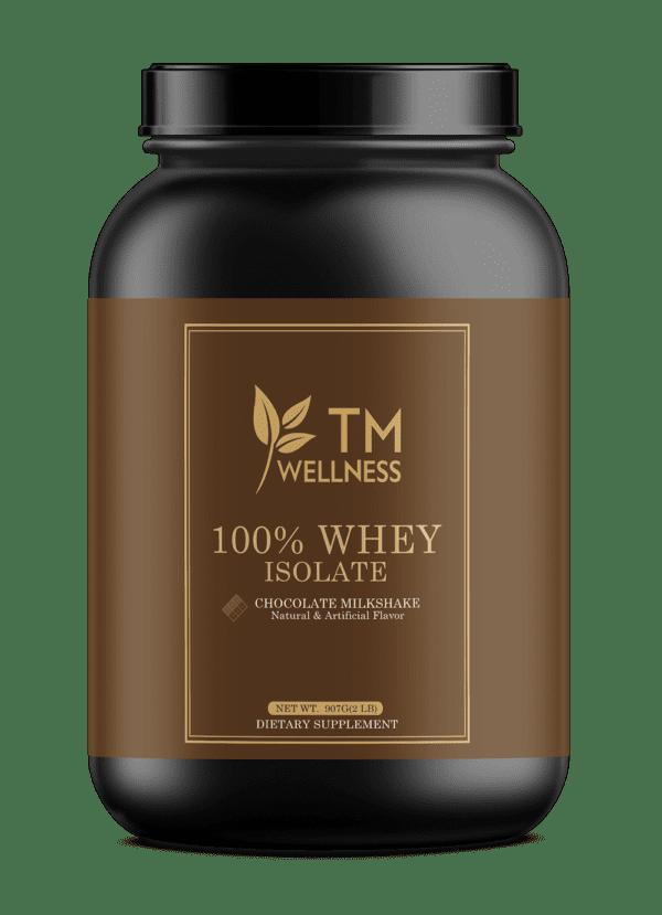 100% Whey Isolate: Chocolate