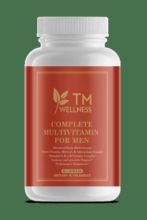 Complete Multivitamin for Men