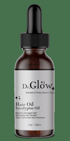 dr glow hair oil